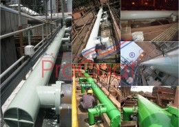 Pipeline Header Protection Coating