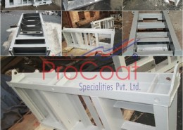 Pump Base Frames Protective Coating
