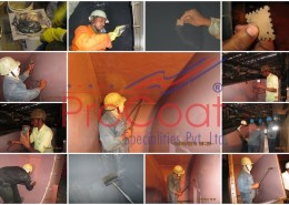 Steamfan Protection Coating & Quality Checks