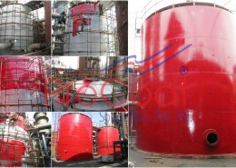 Tanks Under ProCoat Protection Coating System